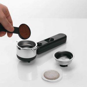 DeLonghi EC156B Traditional Pump Espresso Machine Black 03