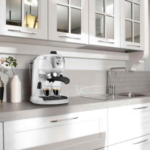 DeLonghi ECC221W Motivo Espresso and Cappuccino Machine White 03