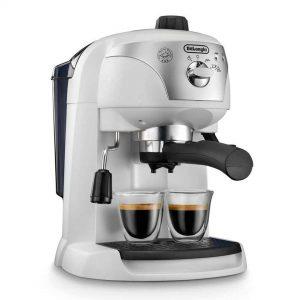 DeLonghi ECC221W Motivo Espresso and Cappuccino Machine White