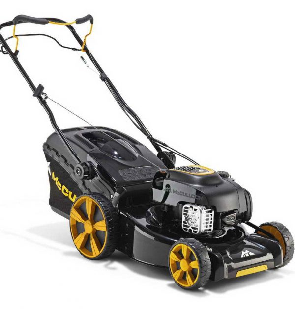 McCulloch M51-140WF 51cm 140cc Self Propelled Petrol Lawnmower 02