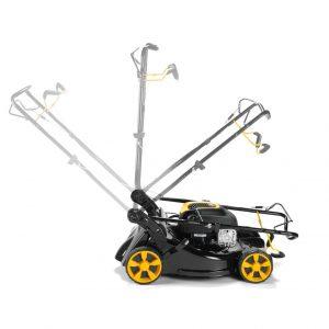 McCulloch M51-140WF 51cm 140cc Self Propelled Petrol Lawnmower 03
