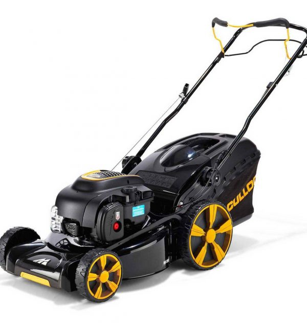 McCulloch M51-140WF 51cm 140cc Self Propelled Petrol Lawnmower