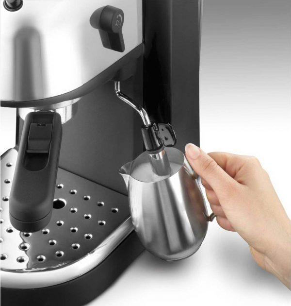 Delonghi EC271B Pump Espresso Cappuccino Coffee Machine 04