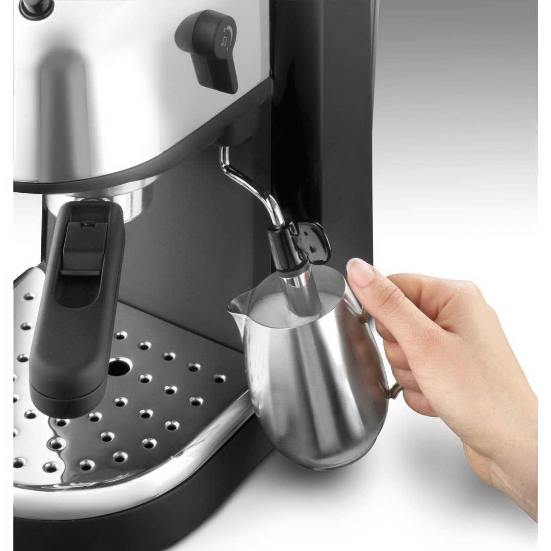 delonghi cappuccino machine review