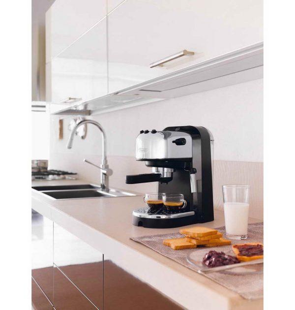 Delonghi EC271B Pump Espresso Cappuccino Coffee Machine 06