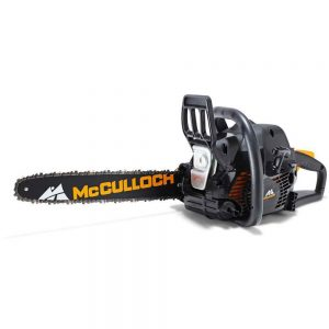 McCulloch CS400T Petrol Chain Saw 02