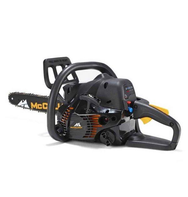 McCulloch CS400T Petrol Chain Saw 03