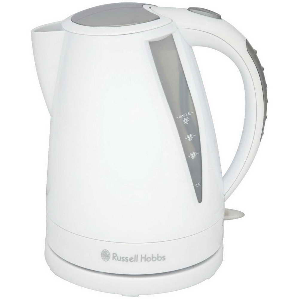 russell hobbs 15075 buxton cordless electric kettle white around the clock offers. Black Bedroom Furniture Sets. Home Design Ideas