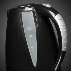 Russell Hobbs 17869 Buxton Cordless Electric Kettle Black 4