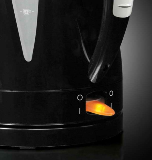 Russell Hobbs 17869 Buxton Cordless Electric Kettle Black 5