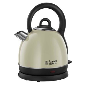 Russell Hobbs 19193 Westminster Electric Kettle Cream