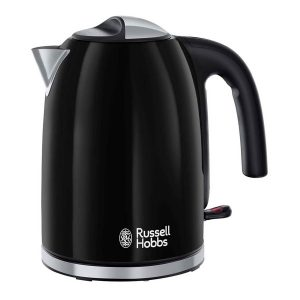 Russell Hobbs 20413 Colours Plus Cordless Jug Kettle Black