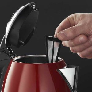 Russell Hobbs 23602 Henley Rapid Boil Electric Kettle Red 5