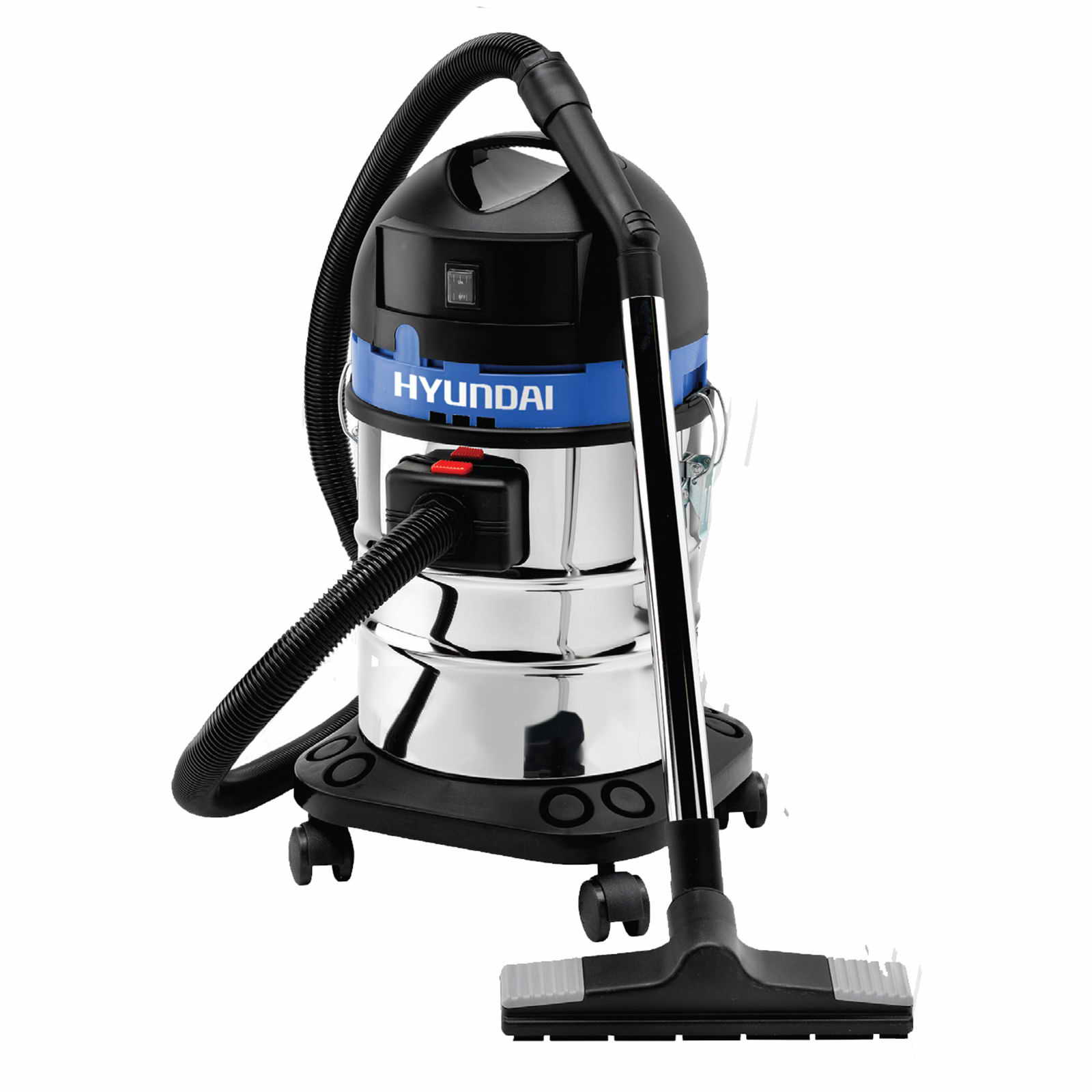 Hyundai Hyvi25 Semi Pro Wet Dry Electric Vacuum Cleaner