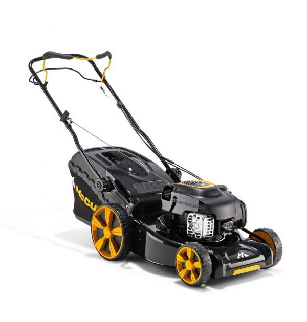McCulloch M46-140WR Petrol Self-Propelled Lawnmower